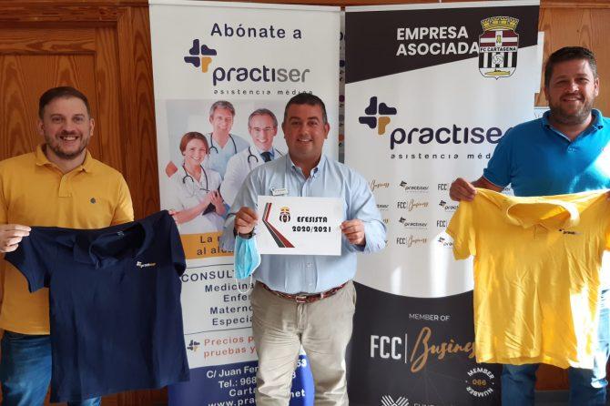 Practiser: Patrocinador Oficial de EFESISTA 2020/21