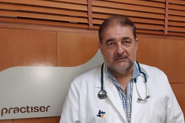 Servicio de Medicina Hiperbárica de Practiser